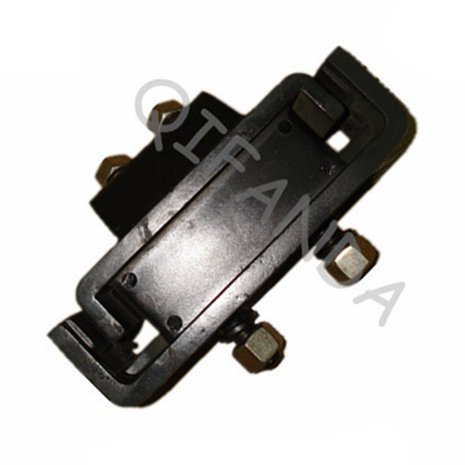 Motor Mount For 2001-2005 Hyundai Accent Front Left Metal and Rubber Natural