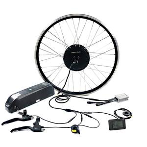 Greenpedel neue technologie 16 20 26 28 zoll BPM 500w 48v elektrische fahrrad motor electric bike conversion kit