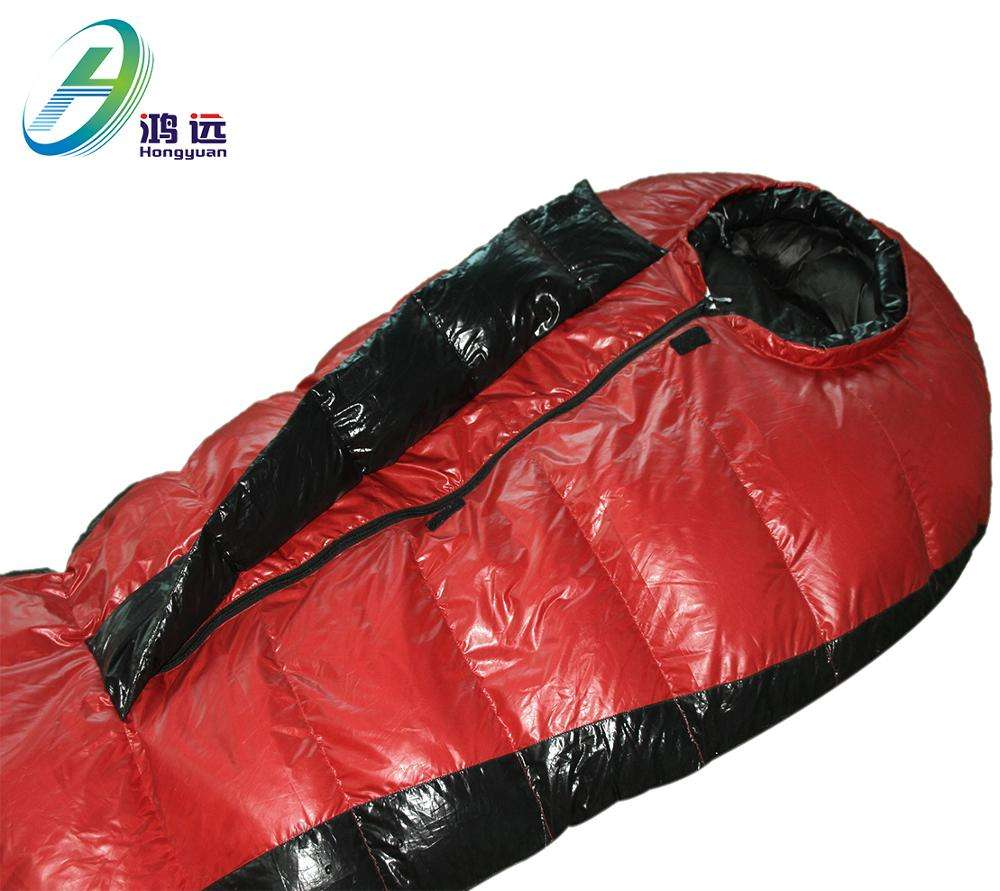 3 Season Lightweight Military Waterproof camping mummy ultralight sleeping bag