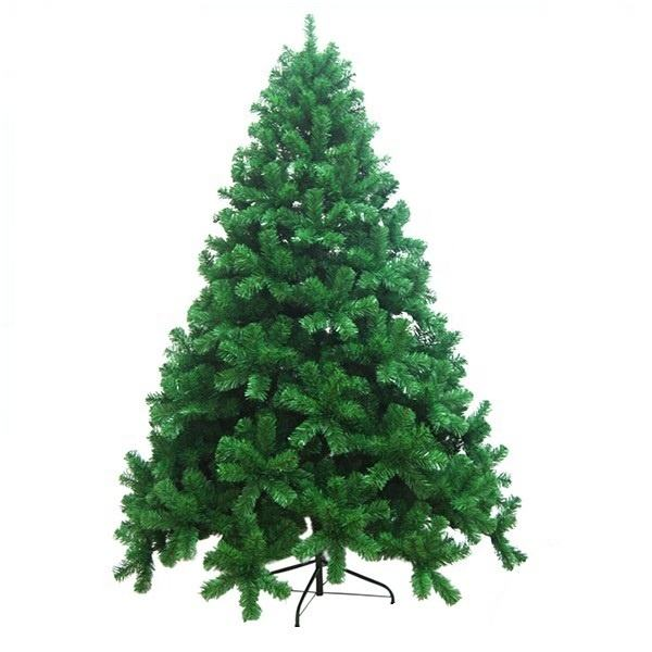 Xmas Tree Customized Design Party Home Decorations Pre-lit Warm White Yellow Color Outside Lighted Artifical Christmas Tree