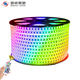 Manufacturer Supplier Rgb 5050 220v light addressable led strip