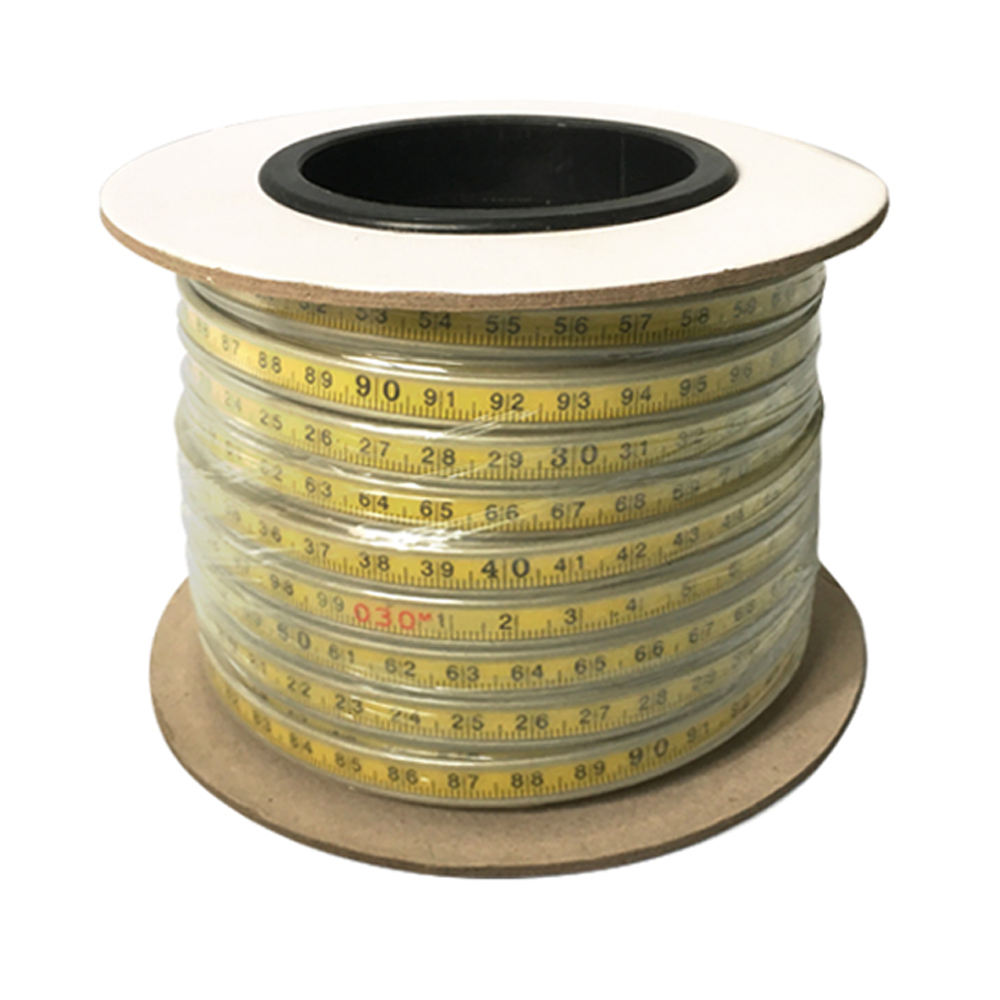 Shanghai produced water proof oil well logging water level measurement ruler tape