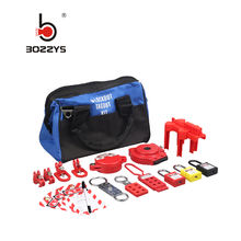 BOSHI High Quality Wear-Resisting Safety Lockout Kit Combination Bag