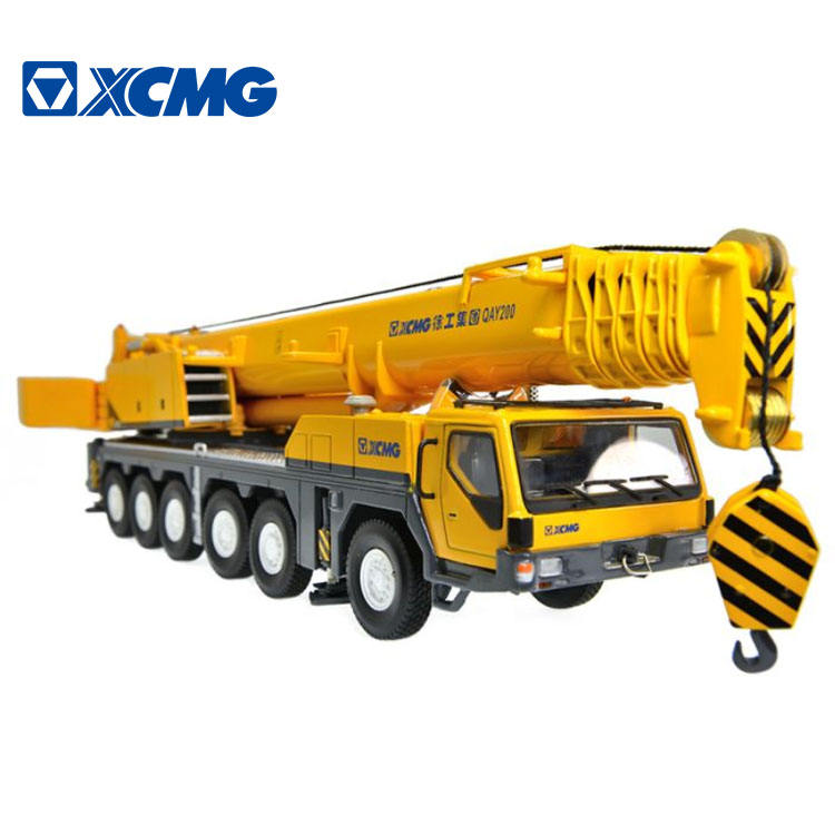 XCMG 공식 manufacturer QAY200 200ton all 지형 크레인 price