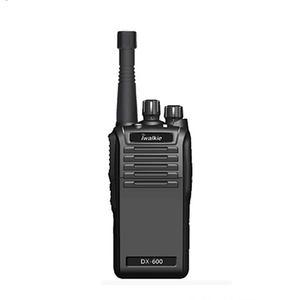 Iwalkie HJ600 3g Walkie Talkie Com melhor bateria li-ion e função WI-FI bluetooth