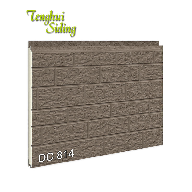 eco-friendly decorative sandwich wall panel building material