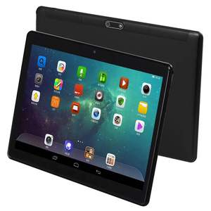 Cheap 10 inch MTK Quad Core 3G 2.5D touch screen GPS Android Tablet PC