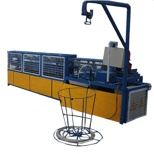 2019Hot sale wire knitting machine/best price fish hook machine