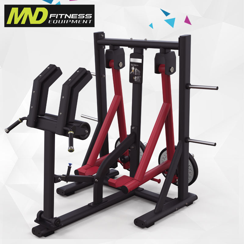 New Strength Equipment MND FITNESS Oval Tube 3mm Fitness Equipment Gym Machines Hip Builder