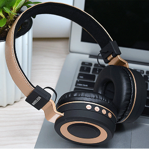 Hot selling wireless pc gaming headphone game headset with microphone