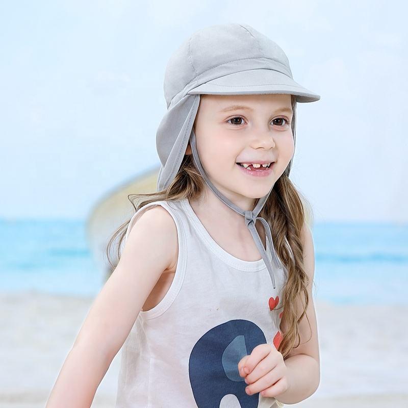 Baby Karikatur Sonnenblende Hut Kappen Sommer Strand Hut Für Kleinkind Kinder