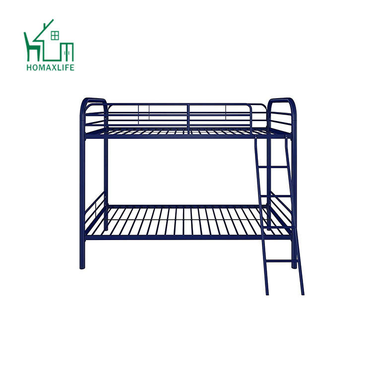 Free Sample Ladder Hurts Feet Only Replacement Side Steel Tube Metal Bed Bunk