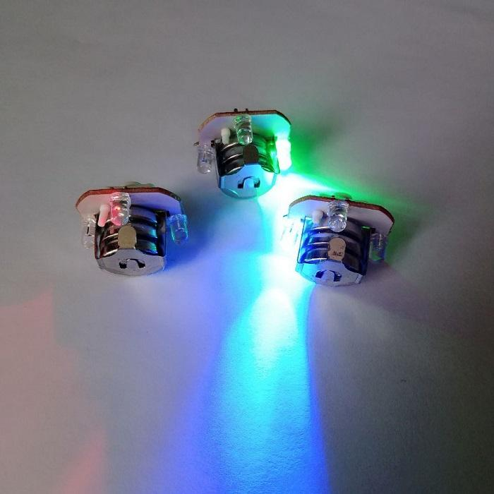 led decorative light/single battery operated mini led lights/mini blinking led light