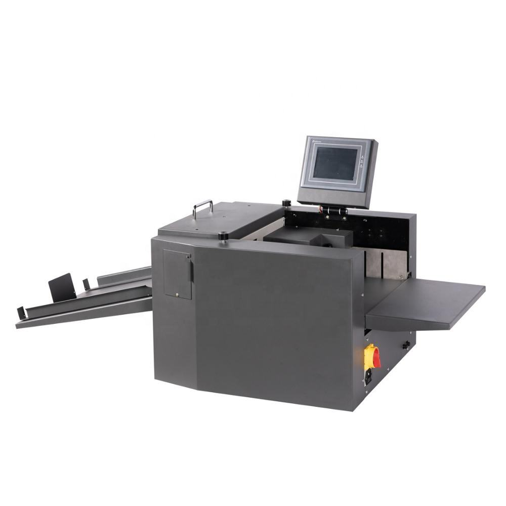 Automatic digital paper creasing machine and perforating machine diecutting creasing machine