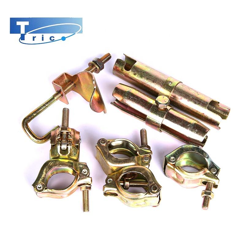 Scaffolding Coupler for Construction & Building Material