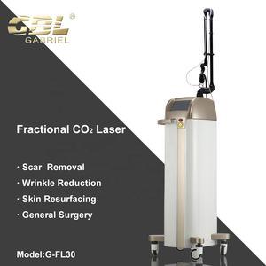 Barato CO2 láser cirugía plástica Eliminación de la cicatriz del acné con certificado