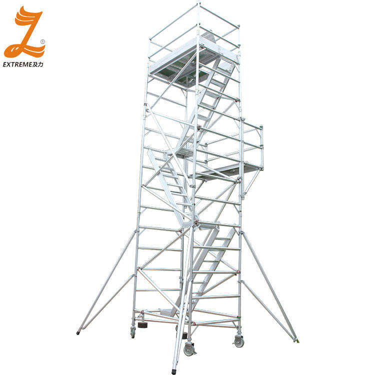 Mobile Tower Aluminum Scaffolding
