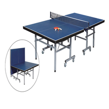 9FT cheap standard size professional table tennis table for wholesale china  SZX
