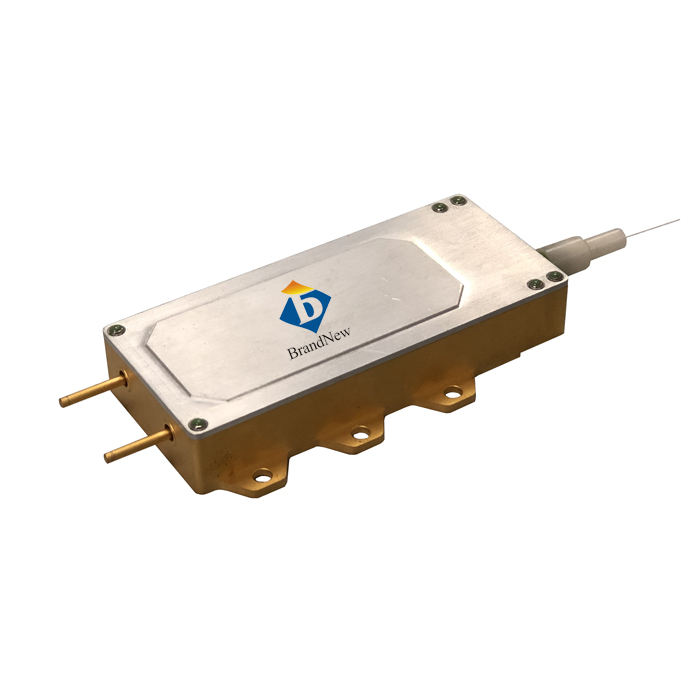 100W 976nm 980nm High Power Fiber Coupled Laser Diode Module for Medical and Pumping