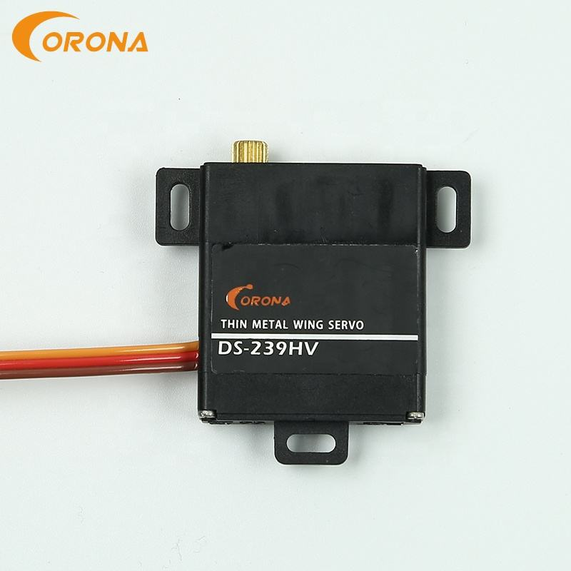 China Corona DS239HV rc boot/rc helikopters/rc hobby digitale servo