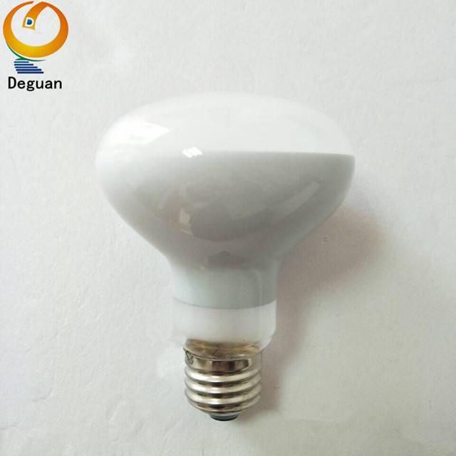 Внутреннего освещения 25 Вт <span class=keywords><strong>R80</strong></span> форме Грибов Эдисон лампочка 220 В базы B22