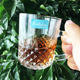 Glass Drinkware Type and Eco-Friendly Feature glassware coffee mug glass mini glass beer mug