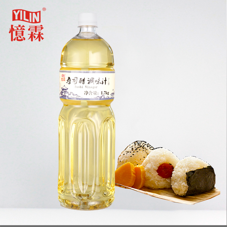 1.7kg YILIN brand sushi sweet vinegar for dipping sushi product