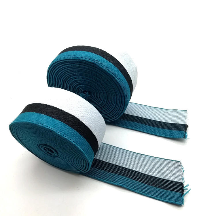 Fleece Tape Elastic Black 20mm for Sew 1 M Touch Fastener only New