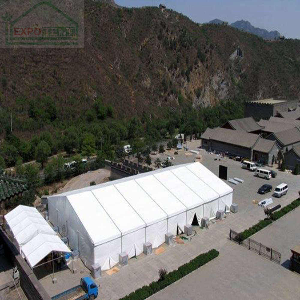 1000 seater marquee tent