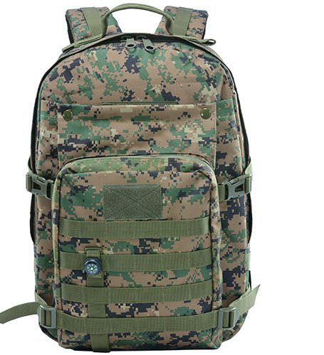 Tactical Backpack 큰 Army 폭행 팩 Molle Gear 첨부파일 System, Bug-Out Bag