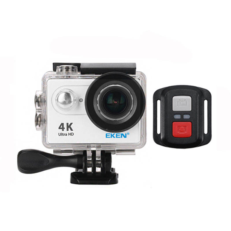 Original EKEN H9R 30M Waterproof Ultra HD 4K Video Camera,H9R Sport Action Camera With Remote Control