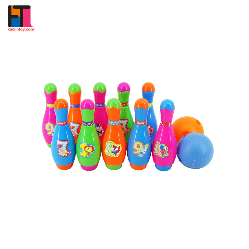 Commercio all'ingrosso di sport indoor mini <span class=keywords><strong>bowling</strong></span> perni di plastica per bambini <span class=keywords><strong>bowling</strong></span> gioco set