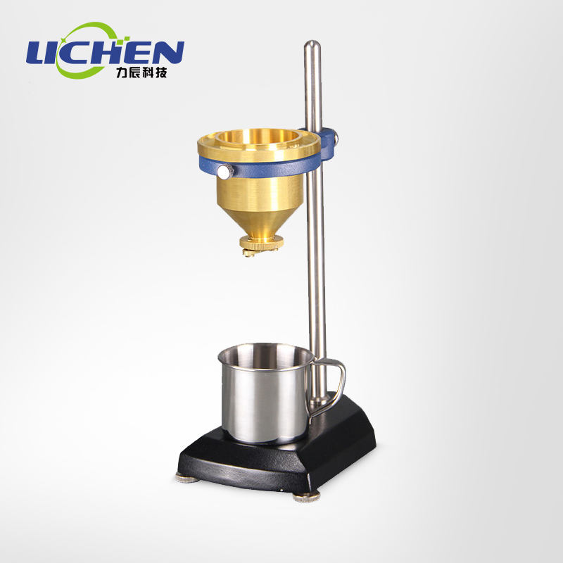 LND-1 2020 viscometer price rotational manual four cup viscometer of resin lab
