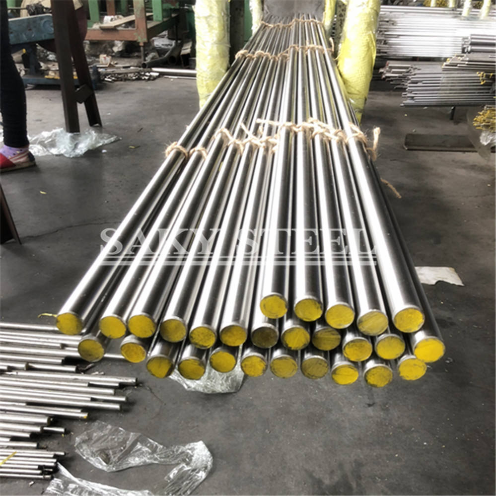 high precision ground stainless steel rod bar 430 446