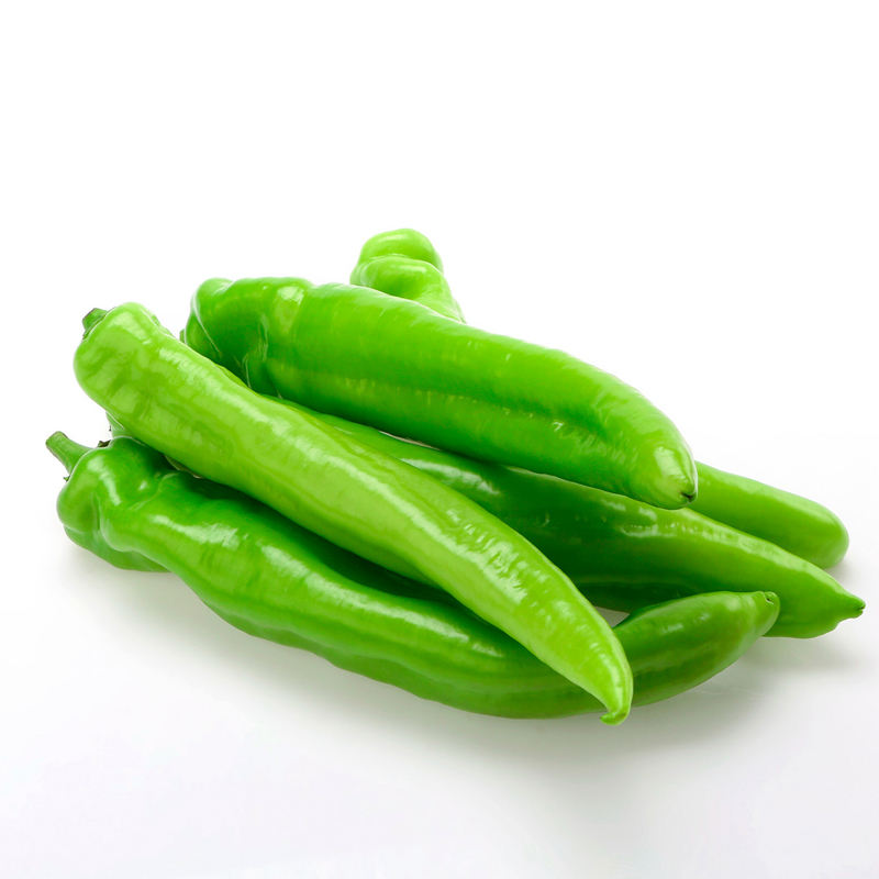 High quality drought and insect green horn pepper seeds for sale