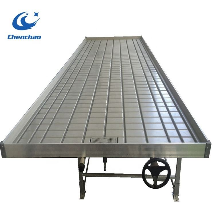 hot sale general smart hydroponics medical rolling table