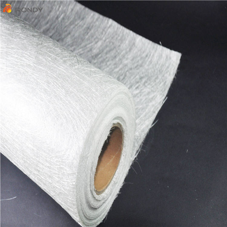 FRP E glass fiberglass chopped strand mat