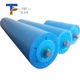 high seal water dust proof good wear resistance UHMW PE plastic pipe conveyor roller