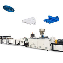 Pvc pipe plastic machine/pvc water pipe production line/pvc plastic pipe extruding extruder machine