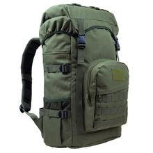 50L Outdoor Military Tactical Backpack large Capacity Camping Bags Mountaineering bag Men's Hiking Rucksack Travel Backpack