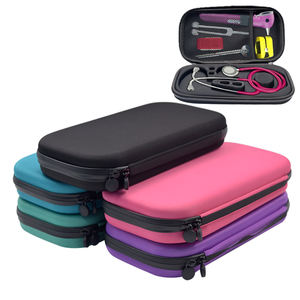 Outdoor Easy to Carry Shockproof EVA case Storage for Medical Accessories for Stethoscope case
