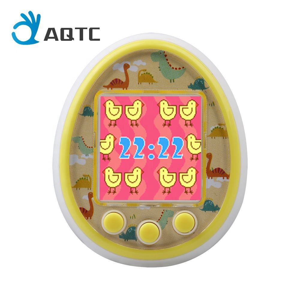 High quality electronic pet game plastic interactive virtual tamagotchi