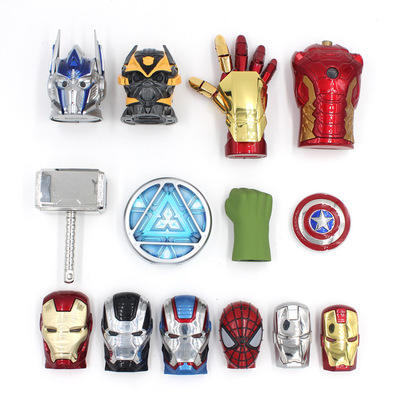 USB Flash Drive Marvel DC Avengers All Super Heros Promotional Gifts USB 2.0 4GB 8GB 16GB 32GB 64GB 128GB Pendrive Gift