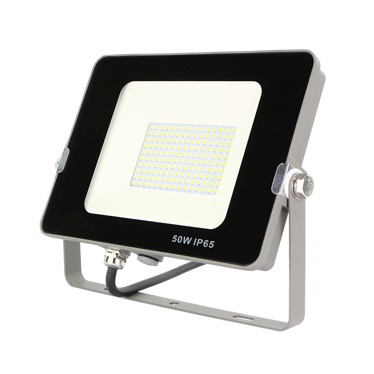 KCD Largearea cooling 50 watts led flood light for advertising