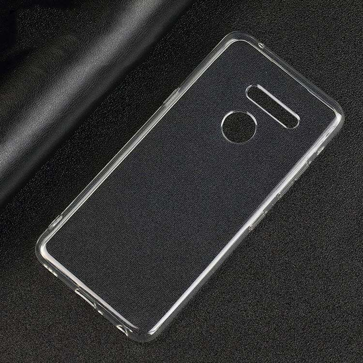 Ultra Thin Clear Transparent TPU Phone Case For HTC Desire 12s