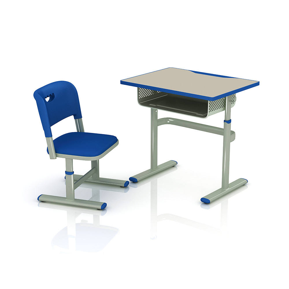 free sample height connect desk stackable school chairs