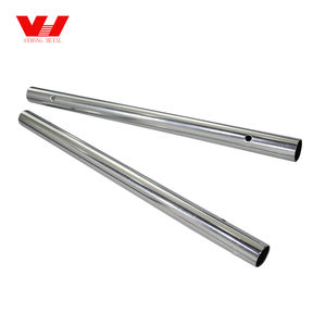 polished aluminium tubing /aluminium hollow pipe price