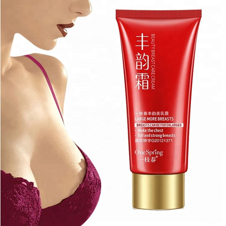 wholesale One Spring Lifting tightening herbal best enlargement breast cream for women