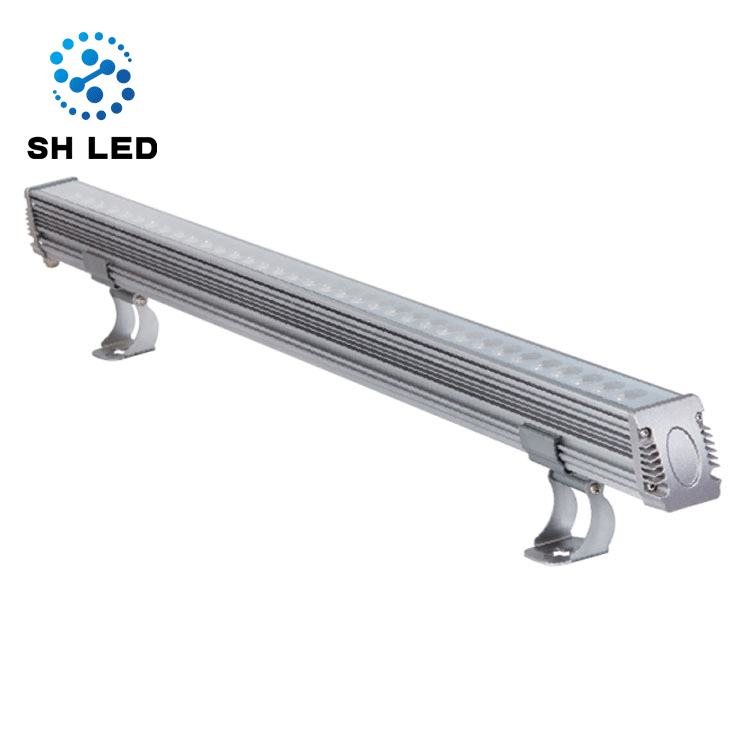 ip65 facade outdoor led wall washer light 36w rgb led linear wall washer led light 36w led wall washer for facade lighting