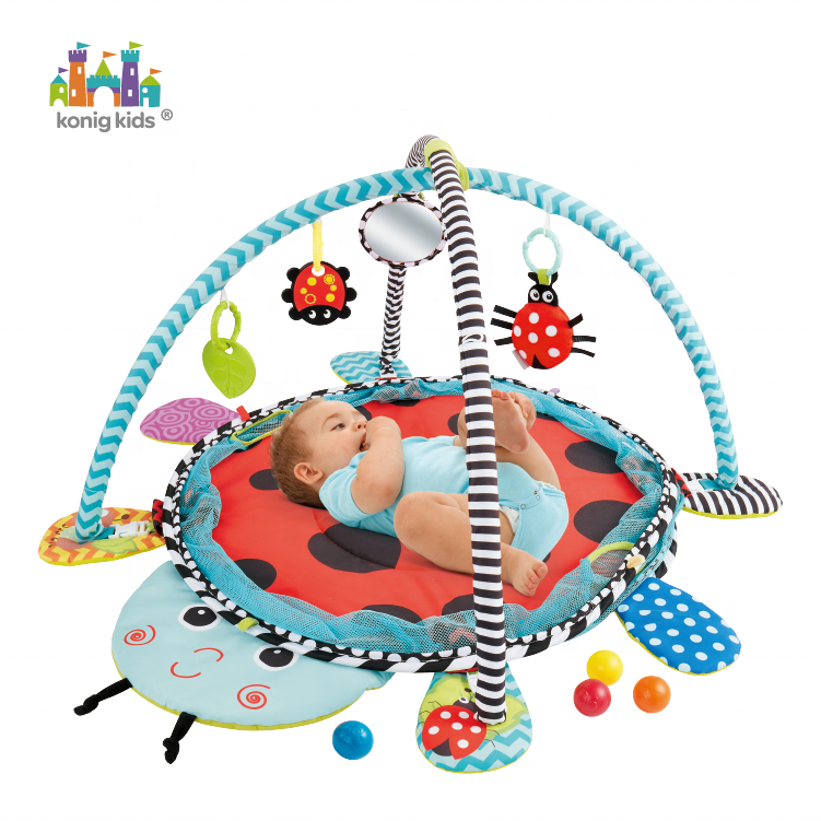 Konig Kids Multifunctionele Kids Tapijt Pit Ball Baby Activiteit Gym Speelkleed